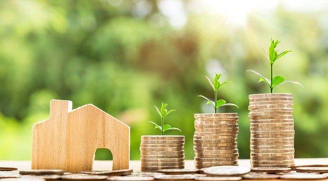 Geld sparen durch Umwelt-Wärmepumpenheizung